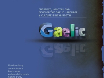 Gaelic CD Cover