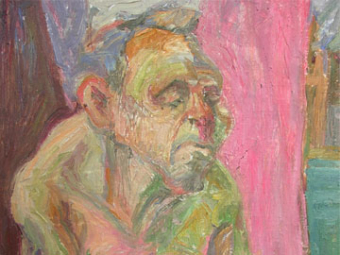 Man1 – Oil Painting
