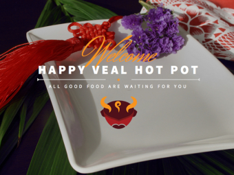 Happy Veal Hot Pot